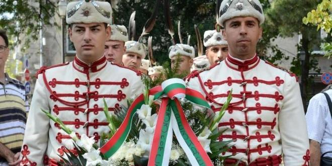 Представителни военни формирования от Сухопътните войски, Военновъздушните и Военноморските сили,