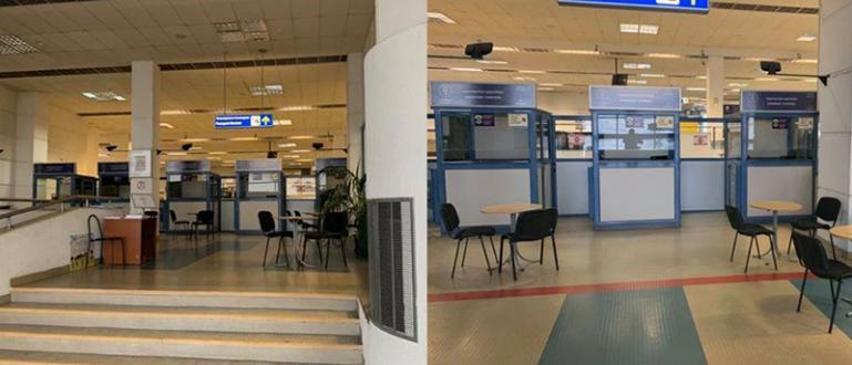 От днес на Терминал 1 на ГКПП Аерогара София е