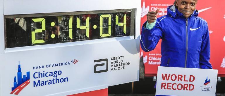Кенийката Бригид Косгей постави световен рекорд за жени по време