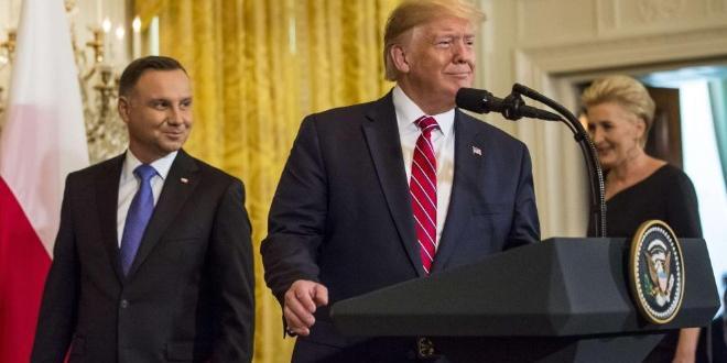 Президентът на САЩ Доналд Тръмп заяви, че властите на страната