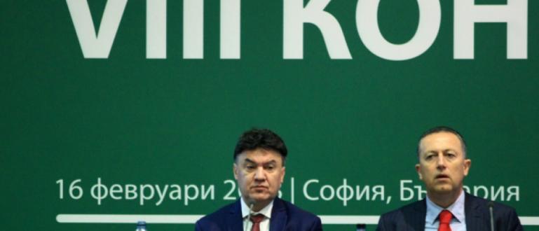 Соченият за временен шеф на БФС Атанас Фурнаджиев също подаде