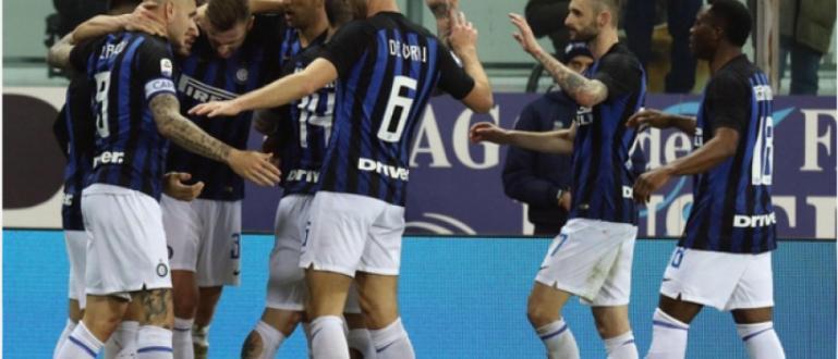 Футболистите на Интер се върнаха на върха в италианската Серия