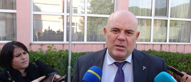 След самосезиране на главния прокурор Иван Гешев във връзка с
