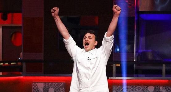 Победителят в третия сезон на Hell`s Kitchen изненадващо стана герой