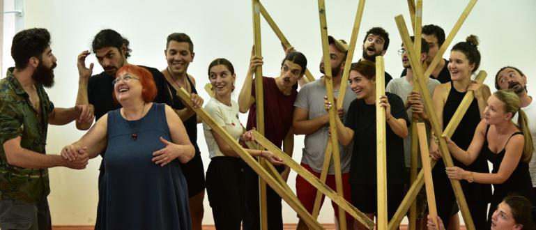 """Театър Кредо"""" стартира първата си творческа лаборатория – начален етап"""