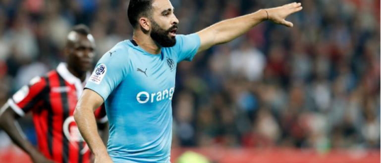 Френският Олимпик (Марсилия) съобщи, че защитникът Адил Рами е уволнен