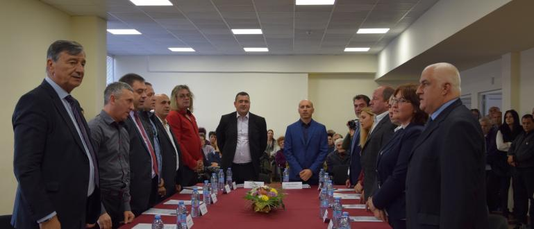 Областният управител на Видин Албена Георгиева откри първото заседание на
