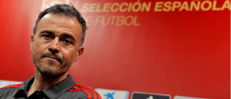 Луис Енрике се завърна начело на Испания, заменяйки сегашния селекционер
