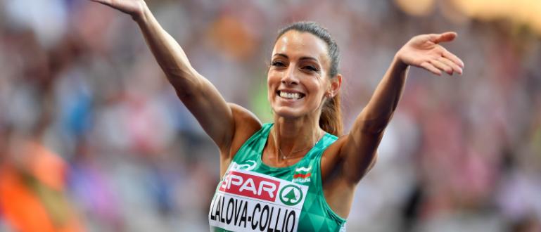 Топ спринтьорката ни Ивет Лалова-Колио постигна първа победа за сезона