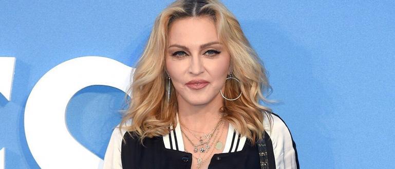 Суперзвездата Мадона се почувствала като