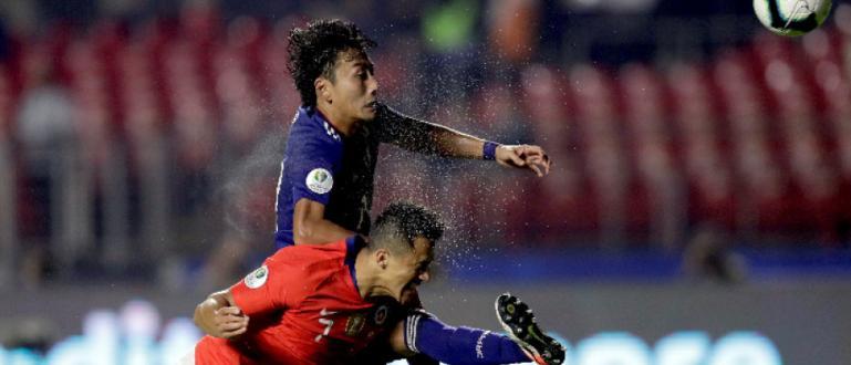 Защитаващият титлата си отбор на Чили постигна втора победа на