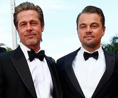 Леонардо ди Каприо и Брад Пит съобщиха, че възнамеряват да