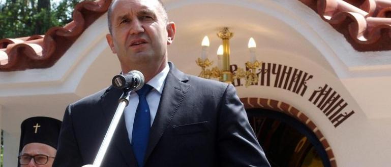 Президентът Румен Радев ще бъде днес и утре в Света