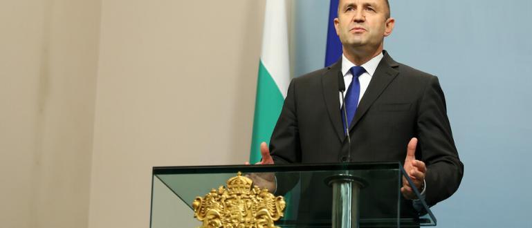 Започват консултациите при президента Румен Радев за необходимостта от промени