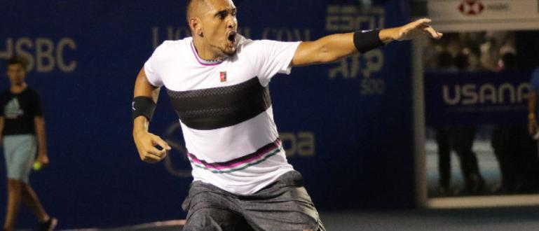 Лошото момче на световния тенис Ник Кириос обяви, че лично