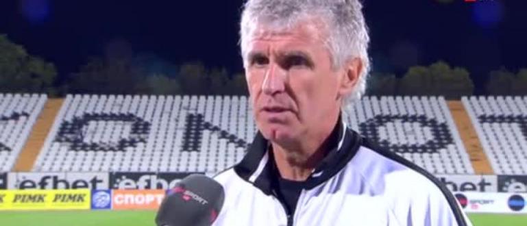 Иван Колев е новият треньор на Локомотив (София), съобщава