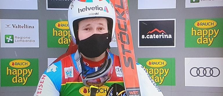 Швейцарецът Марко Одермат спечели супергигантския слалом от Световната купа по