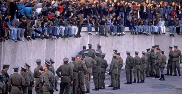 30 години от падане на Берлинската стена догодинаНа 3 октомври