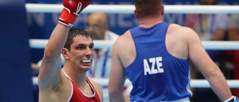Петър Белберов записа втора категорична победа в турнира по бокс