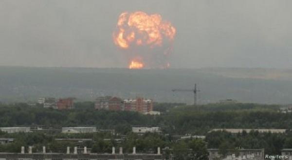 И двата взрива са регистрирани на инфразвуковата системаЕксплозията, отнела живота