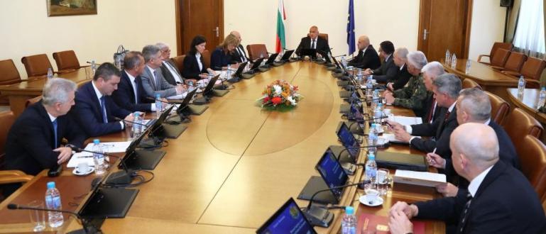 Министър-председателят Бойко Борисов свиква утре, 15 октомври, заседание на Съвета