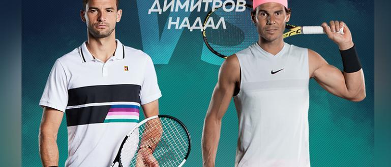 Полуфиналният мач на Григор Димитров срещу Рафаел Надал започва след