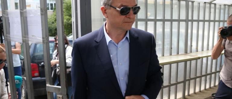Бизнесмен Пламен Бобоков, който е с повдигнати от прокуратурата серия