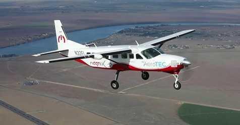 Словенска компания произведе първия в света напълно електрически самолет, който