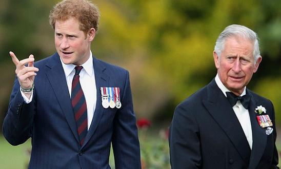 8 милиона паунда е похарчил бъдещият крал на Англия, за