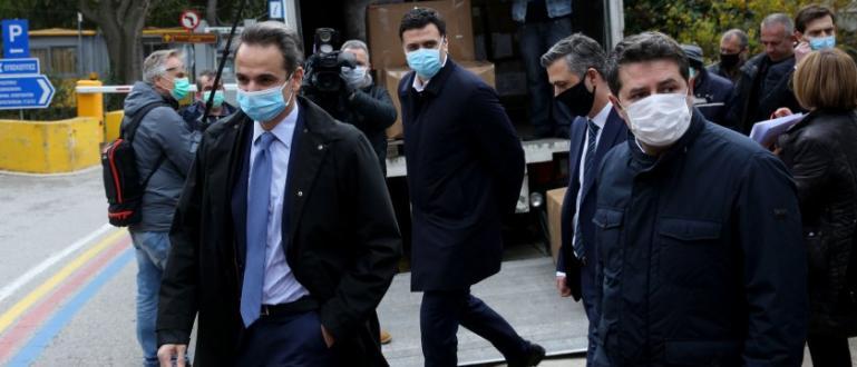 Гръцките власти въведоха днес допълнителни ограничителни мерки, включително полицейски час,