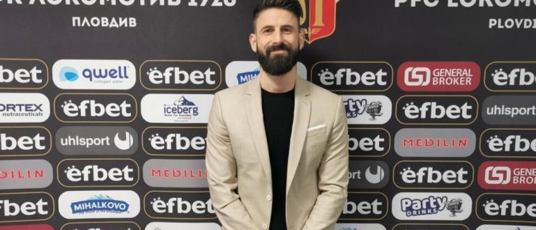 Нападателят на Локомотив Пловдив Димитър Илиев бе избран за Футболист