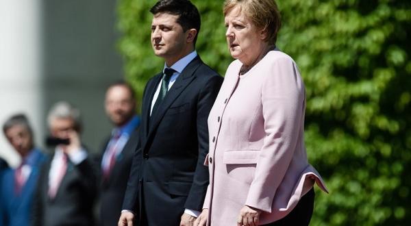 Германия и Украйна не обсъждат засилване на санкциите срещу Русия,