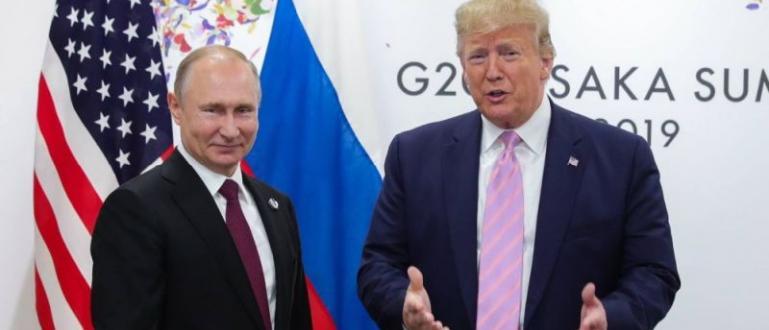 На срещата на върха на Г-7 в Биариц президентът на