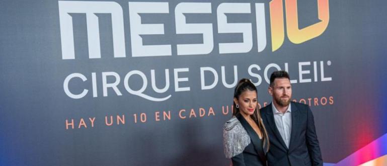 """Канадският""""Сирк дю Солей"""" представи в Барселона спектакъла """"Меси 10"""", вдъхновен"""