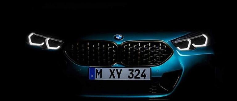 Германският автомобилен производител BMW разпространи полутайнствени снимки на новото 2-Series