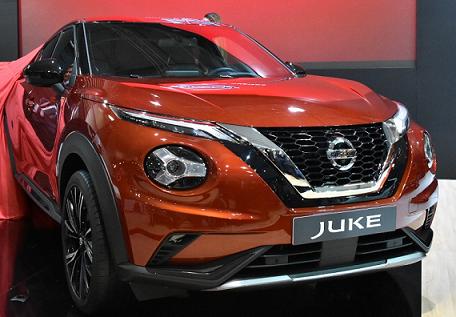 """""""Автосалон София 2019"""" отбеляза световната премиера на Nissan Juke. Японската"""