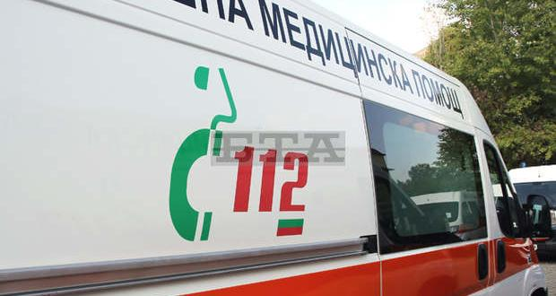 Нов пътен инцидент в страната, за щастие без жертви.Тежката катастрофа