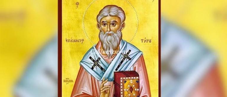 Църквата почита днес свещеномъченик Доротей, епископ Тирски. Имен ден празнуват