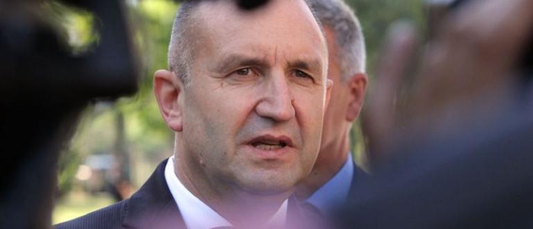 Румен Радев определи държавния бюджет за следващата година като разоряващ,