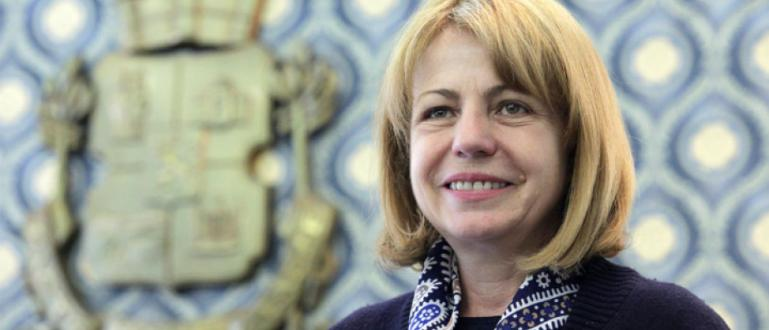 Йорданка Фандъкова обяви днес, че ще се кандидатира за нов
