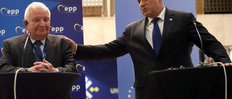 Премиерът Бойко Борисов ще загрее за визитата си в САЩ