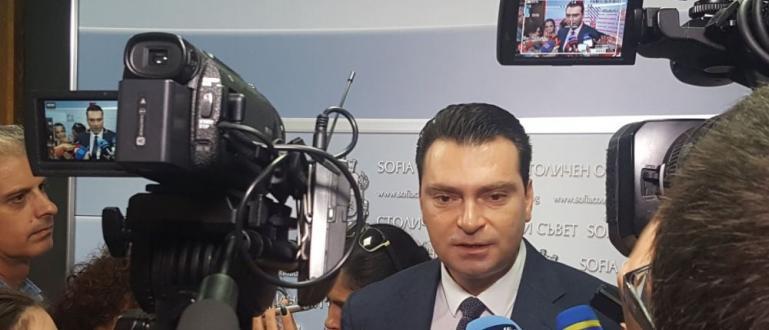 Лидерът на организацията на БСП в София и на групата