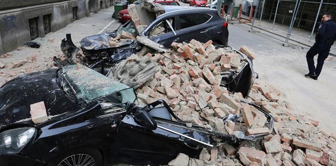 Петнадесетгодишно момче е починало в резултат на земетресението тази сутрин