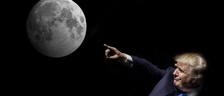 Американският президент Доналд Тръмп подписа указ, подкрепящ усвояването на ресурсите