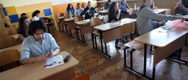 Софийската математическа гимназия за поредна година е с най-висок бал
