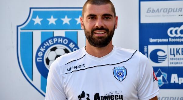 Черно море привлече трети нов футболист. Вратарят Георги Георгиев подписа