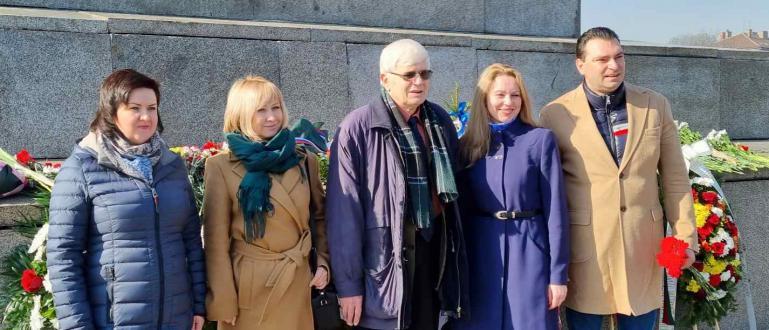 В Деня на защитника на отечеството отдаваме почит към героичната