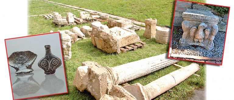 Корабите ratis хвърляли котва в пристанището на ДунавОткриха най-големите римски