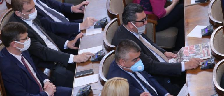 Народното събрание прие Доклада за дейността на Комисията за противодействие