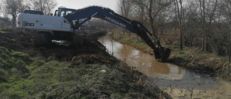 По разпореждане на кмета Димитър Николов се извършва мащабно почистване